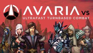 AVARIAvs cover