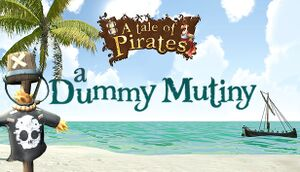A Tale of Pirates: a Dummy Mutiny cover