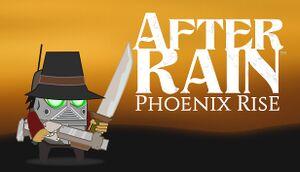 After Rain: Phoenix Rise cover