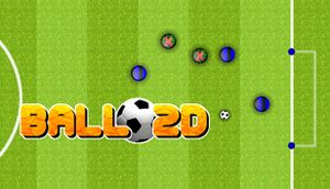 Ball 2D: Soccer Online cover