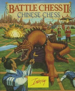 Battle Chess II: Chinese Chess cover