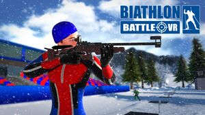 Biathlon Battle VR cover