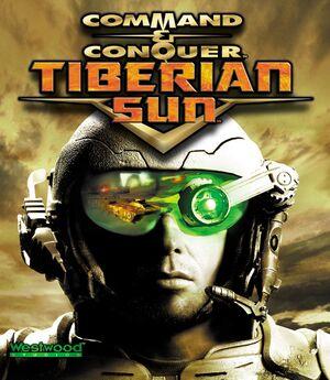 Command & Conquer: Tiberian Sun cover