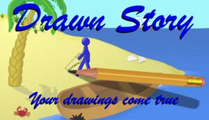 Drawn Story cover