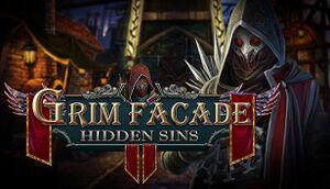 Grim Facade: Hidden Sins cover