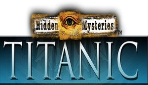 Hidden Mysteries: Titanic cover