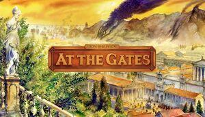 Jon Shafer's At the Gates cover