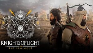 Knights of Light: The Prologue cover