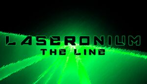 Laseronium: The Line cover