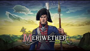 Meriwether: An American Epic cover
