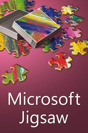 Microsoft Jigsaw cover