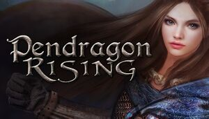 Pendragon Rising cover