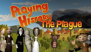 Playing History: The Plague cover