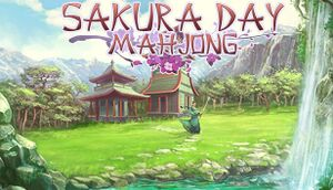 Sakura Day Mahjong cover
