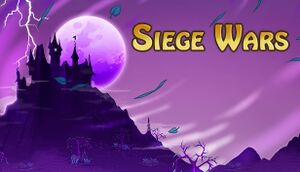 Siege Wars cover