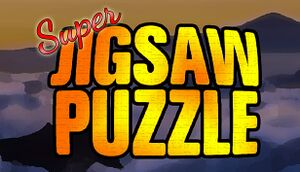 Super Jigsaw Puzzle cover