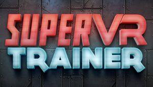 Super VR Trainer cover