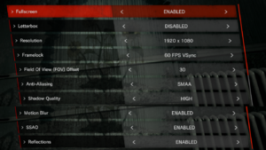 Graphics hardware settings (Microsoft Store)