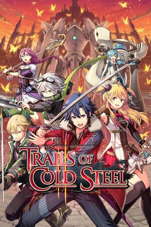 The Legend of Heroes: Trails of Cold Steel II cover