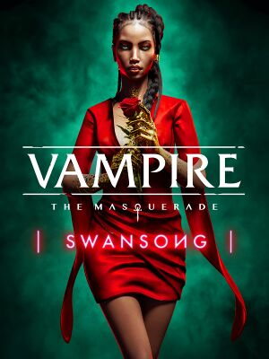 Vampire: The Masquerade - Swansong cover