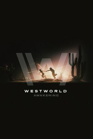 Westworld Awakening cover