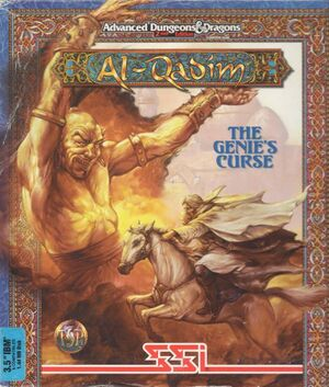 Al-Qadim - The Genie's Curse cover.jpg