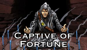 Captive of Fortune cover