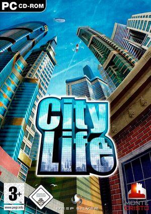 City Life cover