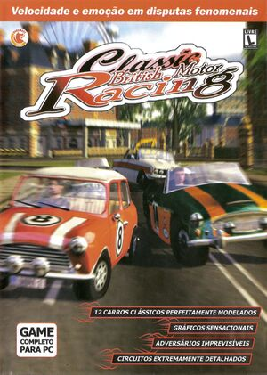 Classic British Motor Racing cover