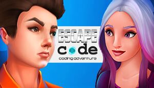 Escape Code - Coding Adventure cover