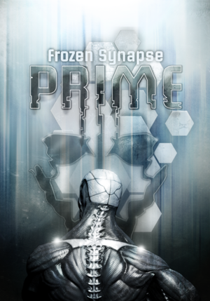 Frozen Synapse Prime cover