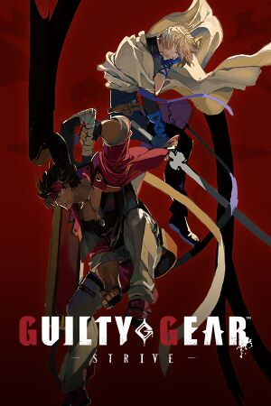 Guilty Gear Strive cover