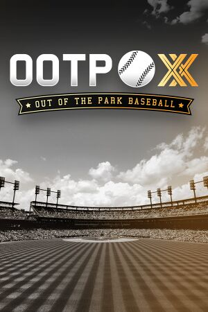 Out of the Park Baseball 20 cover