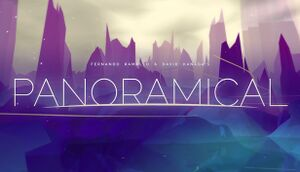 PANORAMICAL cover