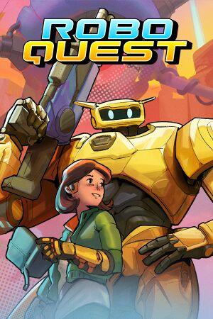Roboquest cover