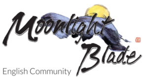 The Moonlight Blade cover