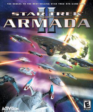 Star Trek: Armada II cover