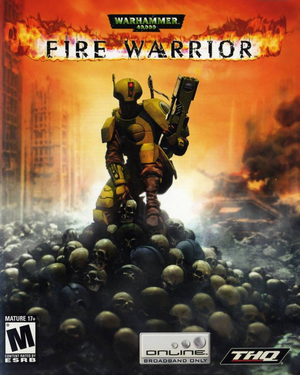 Warhammer 40,000: Fire Warrior cover