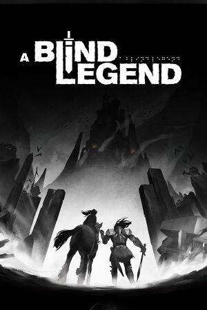 A Blind Legend cover