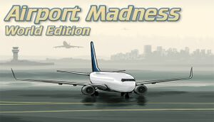 Airport Madness: World Edition cover