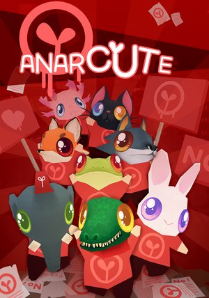 Anarcute cover