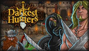 Darkest Hunters cover