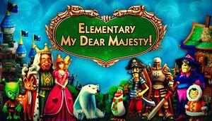 Elementary My Dear Majesty! cover