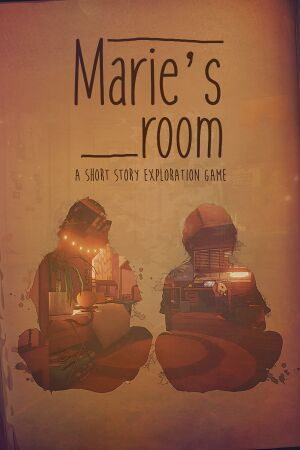 Marie's Room cover