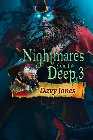 Nightmares from the Deep 3: Davy Jones cover