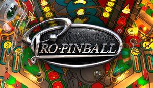 Pro Pinball Ultra cover