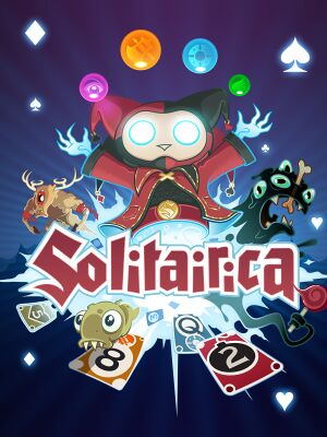 Solitairica cover