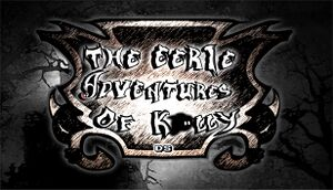 The Eerie Adventures of Kally cover