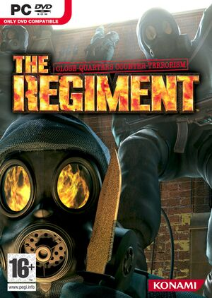 The Regiment cover