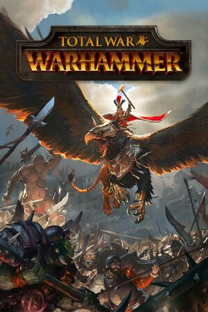 Total War: Warhammer cover